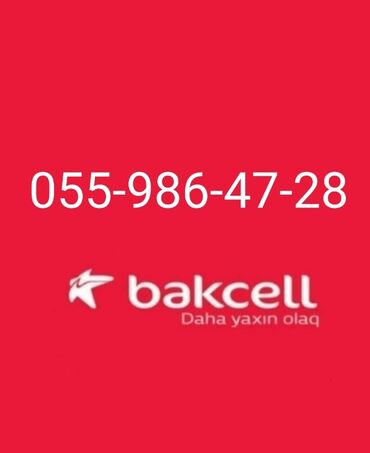 bakcell nomre - Azərbaycan: Qiymətlər fərglidirEndirim olacaqBakcellden istediyiniz nomreni Elde