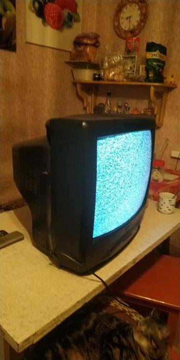 Телевизор от компании Lg, цветной, в хорошем состоянии. в Бишкек