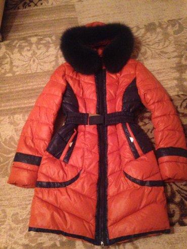 Продаю куртку на девочку в отличном в Бишкек