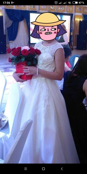 Продаю вечернее платье размер 42-44 цвет в Бишкек