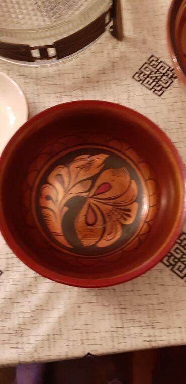 деревянная перегородка в Азербайджан: Деревянная посуда.Очень удобна в применении.При подении не ломается