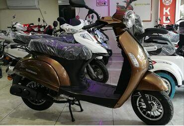 Suzuki - Gəncə: İstehsalçı - Kuba Növü - Scooter  Silindr həcmi, kub - 50  Sürücülük