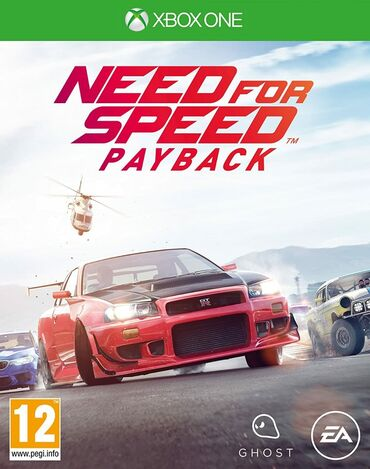 one plus one - Azərbaycan: Need for speed payback