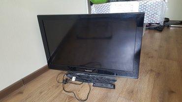 продаю телевизор samsung 32 оригинал  состояние идиалный  В комплекте  в Бишкек