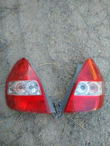 Продаю задние фонари от Honda fit в Лебединовка