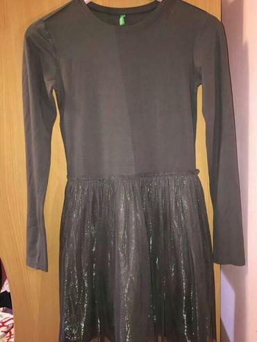 Decije haljine - Subotica: Benetton haljina  cena:800rsd velicina170cm
