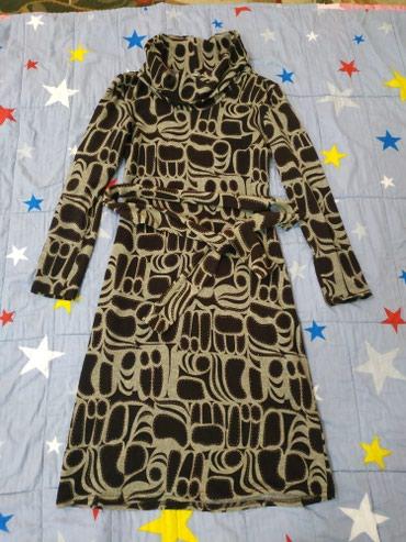 Продаю платье теплое с блестящими в Бишкек