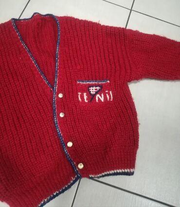 Džemper za devojčice vel 4-5 godina Premekan