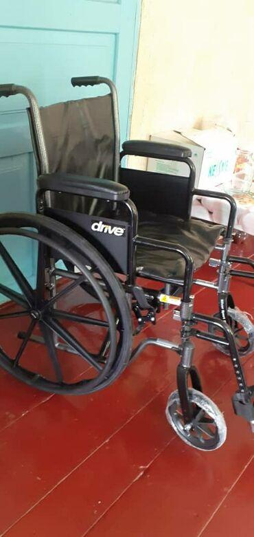 Инвалидные коляски - Кыргызстан: Продаю инв. Коляску 12.000