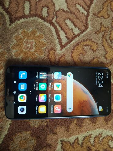 редми нот 8т цена в бишкеке 64 гб в Кыргызстан: Б/у Xiaomi Redmi 8 64 ГБ Синий