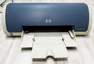 Цветной принтер HP deskjet 3745. Работает как новый. Уступлю