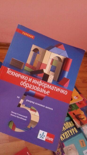 Udžbenik iz tehničkog i informatičkog obrazovanja za peti razred