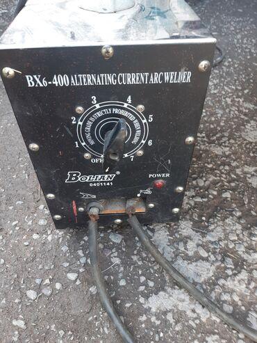 Электроника - Полтавка: Сварка болиан вх6 400 мощный варит сама.вообще не пользовались.почти