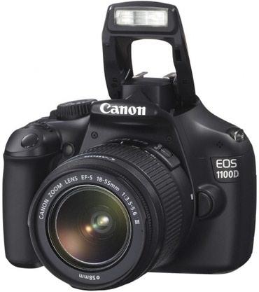 Фотоаппарат canon 1100 d Обращаться по вотсаппу . Рассмотрю варианты  в Кок-Ой
