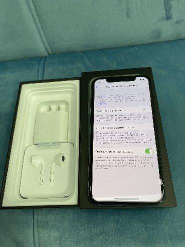 apple-iphone в Кыргызстан: Продаю новый IPhone 11 Pro green 64gb Новый! Открыли коробку и не