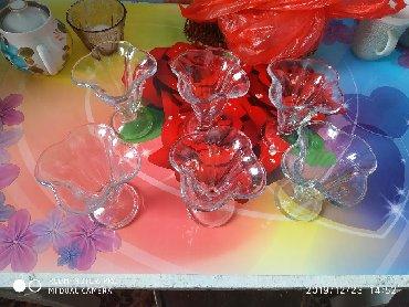 продам шампунь в Кыргызстан: Продам новые шесть вазочек за 6 штук