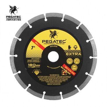 Отрезные круги Пегатек PEGATEC Алмазные диски по плитке Пегатек Алмазн