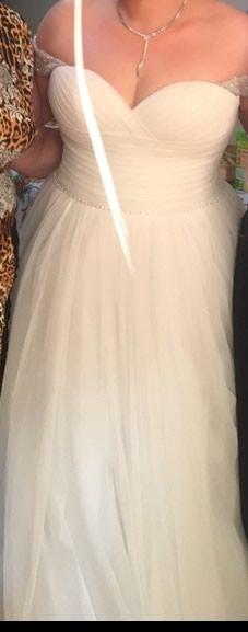 Bakı şəhərində Продаю свадебное платье. Покупала в