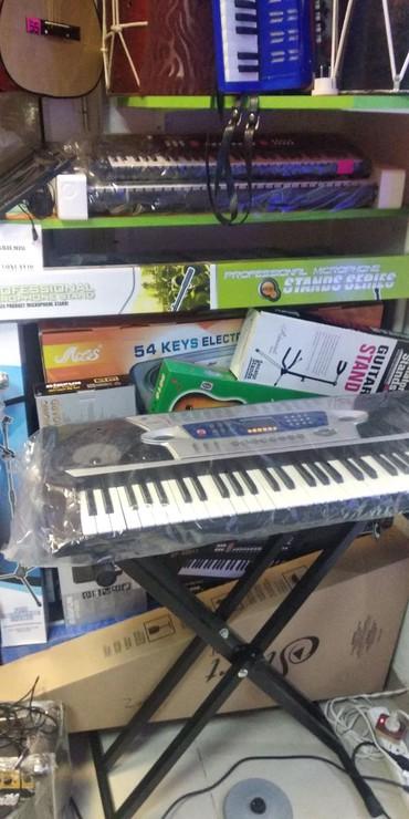 184 elan   İDMAN VƏ HOBBI: Piano Sintezator