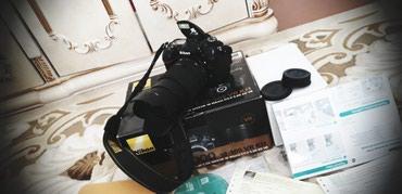 Şəmkir şəhərində Nikon D7000   yaxsi veziyetdedir elave suali vaccapda yaza bilersiz