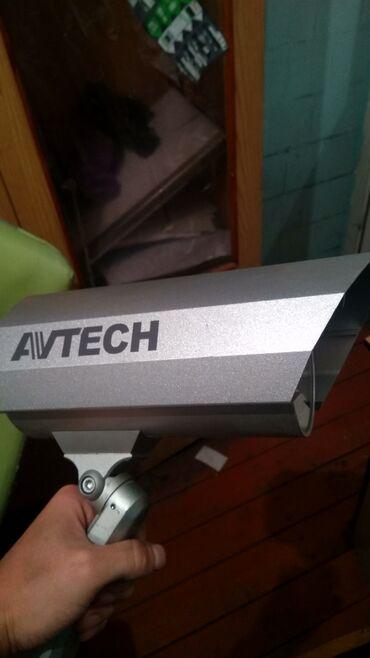 Продаю ip- камеру видеонаблюдения наружную avtech avn 362