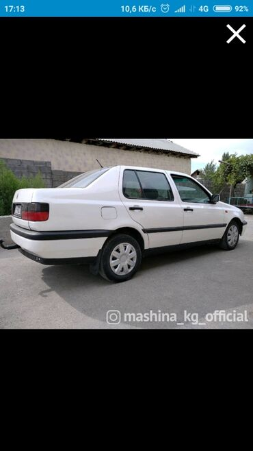 Volkswagen в Кыргызстан: Volkswagen Vento 1.8 л. 1996