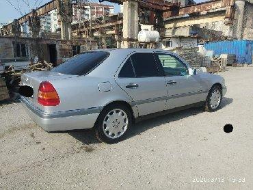 bmw-z3-28-at - Azərbaycan: Mercedes-Benz 280 1994
