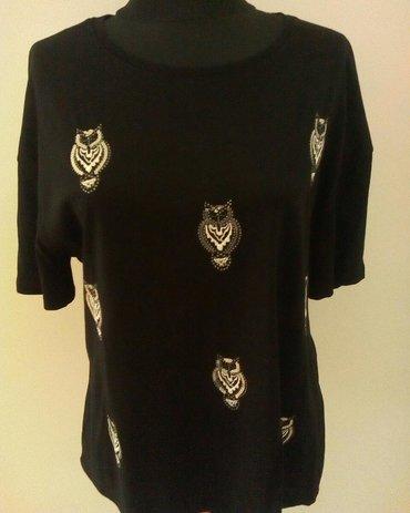 Nova crna majica, L velicina