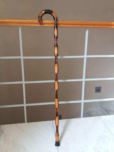 Ιατρικά είδη - Ελλαδα: Μπαστουνι ξυλινο