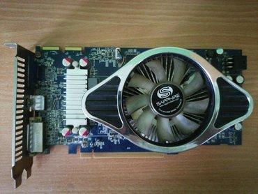 Graficka kartica ATI Radeon 4800 series 512 mb Directx 10.1 kao nova