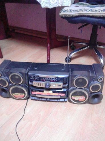 Магнитофон ,,KONEI BIRD'' KB 1080 stereo. X-bass 1000w в Бишкек