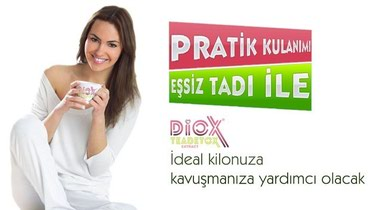 Zaqatala şəhərində Diox çay ilə arıqlamağa başlayın!!! 1 ayda ideal kiloya sahib
