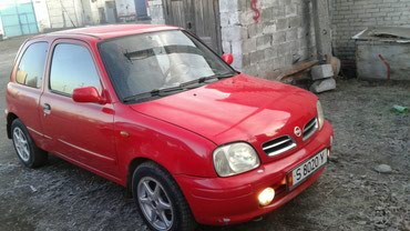 Nissan Micra 1998 в Бишкек