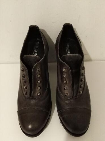 GIORDANO ITALY cipele prirodna fina koža
