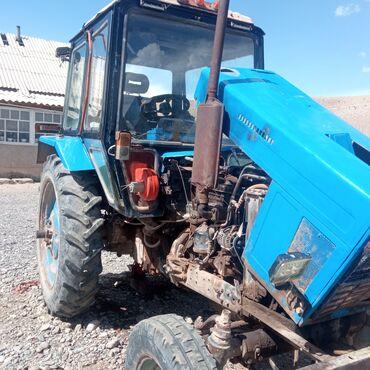 Транспорт - Дароот-Коргон: Сельхозтехника
