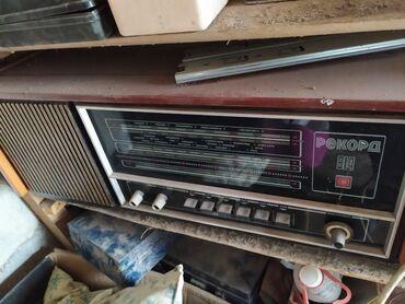 Спорт и хобби - Ала-Тоо: Продаю радиоприемник Рекорд