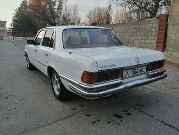 Mercedes-Benz S-Class 3 л. 1977