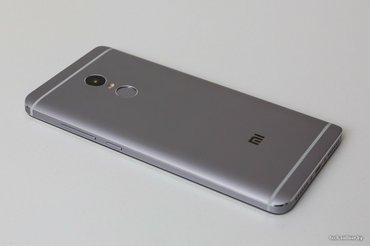 Продаю xiaomi redmi note 4x (3+16) телефон в отличном состоянии брал м в Бишкек