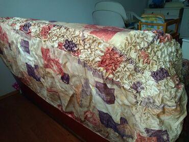 Trosed dvosed - Srbija: Prekrivači za trosed Dvosed i fotelju malo korišteno