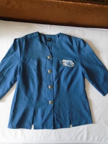 Elegantan sako/košulja Sixth sense, veličine 50. Poluobim širine 62 - Belgrade