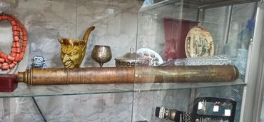 Другие предметы коллекционирования - Кыргызстан: Труба подзорная старинная