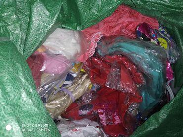 Продаю оптом много детской летней одежды неликвид (платья до 4лет, фу