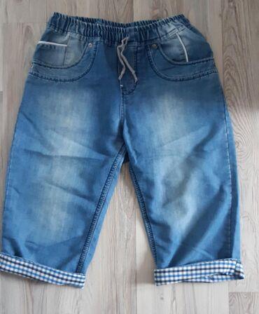 Dečija odeća i obuća - Vladicin Han: Dečije bermude za dečake, veličina 16, nove