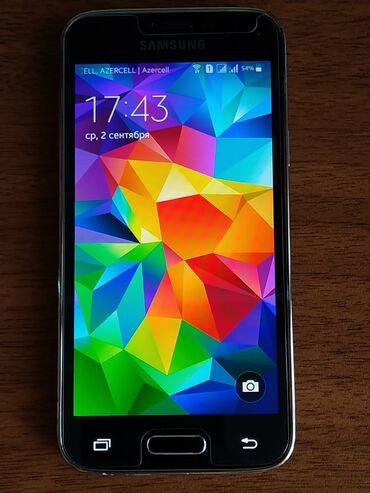 samsung galaxy s5 qiymeti teze - Azərbaycan: Samsung Galaxy S5 mini normal vəziyyətdədir 2 sim-kart