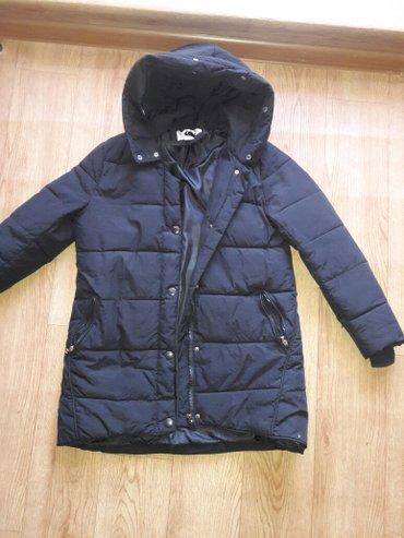 Куртка б/у деминисознная размер l. в Бишкек