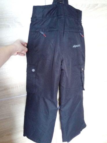 Onell-ski-pantalone-icinecm-besprekornom-su - Srbija: Ski pantalone, crne, kao nove, odlicne!!! velicina 140