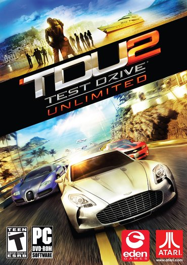 Pc igra test drive 2 unlimited-exploration pack (2011)savet:pre - Beograd