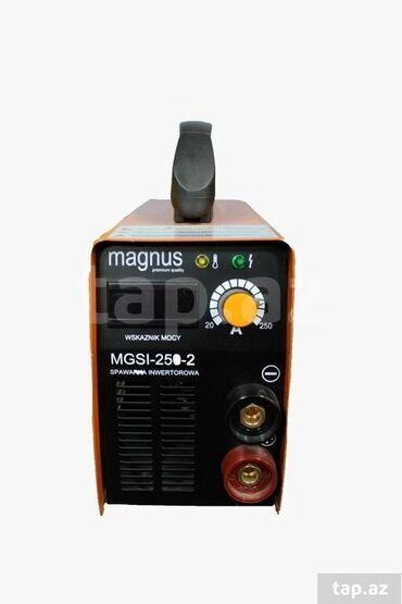 """Qaynaq aparatı """"Magnus""""2.3.4 elektoda qədər işlədir keyfiyətli argenal"""