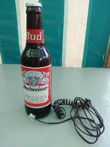 Купить сотовый телефон бу - Кыргызстан: Домашний стационарный телефон в форме бутылки пива. В хорошем рабочем