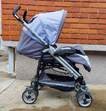Kolica za bebe i decu | Kragujevac: Koriscena Peg Perego Pliko P3 kolica. U dobrom stanju. Imaju navlaku z
